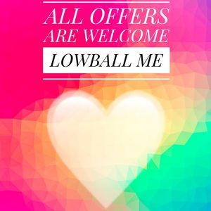 I🧡OFFERS! Doesn't everyone want the best deal?